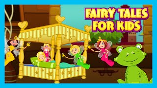 Fairy Tales For Kids (7 Fairy Tales) | Bedtime Story Collection For Children | Traditional Stories