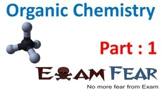 Chemistry Organic Chemistry Basics part 1 (Introduction) CBSE class 11 XI