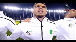 [14.11.2017] Algeria national anthem (vs Central African Republic)