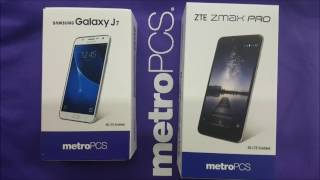 Best Deal  Metro Pcs Has!  For _Port in_ Free ZTE ZMAX Pro Or Samsung J7