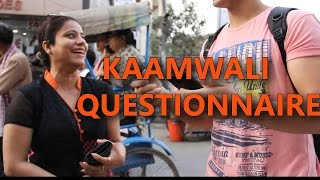 Indian Aunties On Kaamwali Bais | Street Interview by The Teen Trolls