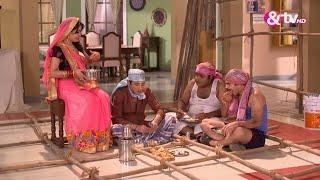 Bhabi Ji Ghar Par Hain - भाबीजी घर पर हैं - Episode 578 - May 16, 2017 - Best Scene