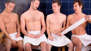 SMOOTH OR HAIRY? - Steam Room Stories.com