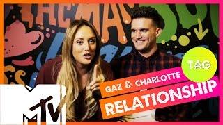 GEORDIE SHORE SEASON 11 | GAZ AND CHARLOTTE PLAY RELATIONSHIP TAG!! | MTV