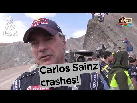 Étape 4 Top moment San Salvador de Jujuy Tupiza Dakar 2017