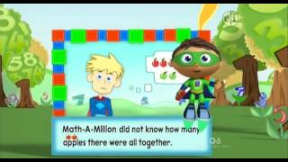 076 Super Why    The Adventures of Math a Million