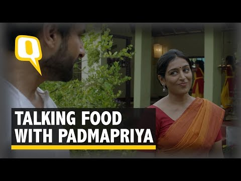 Talking Food, Spices and 'Chef' With Actor Padmapriya | The Quint