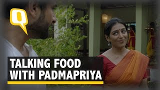 Talking Food, Spices and 'Chef' With Actor Padmapriya   The Quint
