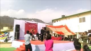 sandese aate hain border movie song -presented by Indian army