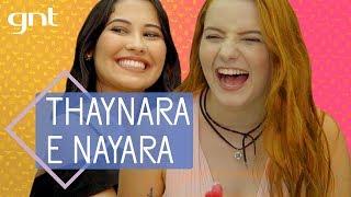 Thaynara OG e Nayara   Um Look para Gisele   Desafio Além da Conta   Ep 2   GNT