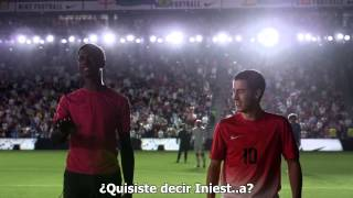 Nike Football: Winner Stays. ft. Ronaldo, Neymar Jr., Rooney, (Subtitulado al Español)