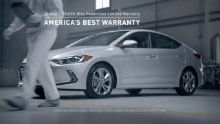 Hyundai 2017 Elantra  Commercial 2016 (Better Is The Reason) - Crusher