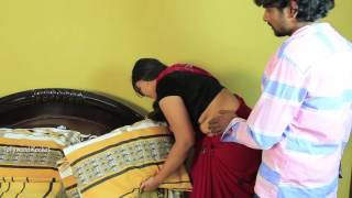 Hot romance tamil aunty