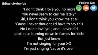 EDEN - XO (Lyrics)