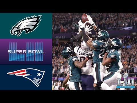 Xxx Mp4 Eagles Vs Patriots Super Bowl LII Game Highlights 3gp Sex