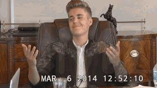 Justin Bieber Deposition - Video