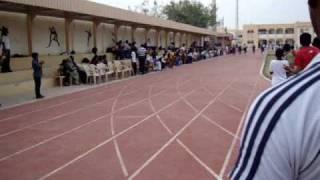 [100 mtr super senior]----[Annual Sports 2009-10] MES Indian School