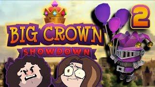 Big Crown Showdown: Hot Dogs - PART 2 - Game Grumps VS