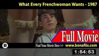 Watch: Les exploits d'un jeune Don Juan (1987) Full Movie Online