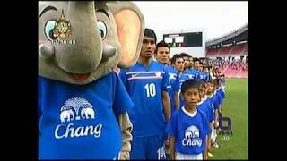 [06.09.2011] Thailand vs Oman - national anthems
