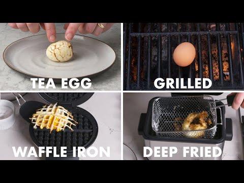 Every Way to Cook an Egg 59 Methods Bon Appétit