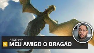 MEU AMIGO, O DRAGÃO (Pete's Dragon, 2016) | Crítica