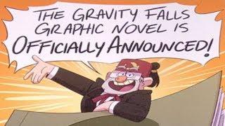 Gravity Falls RETURNS in Comics!