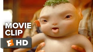 Monster Hunt Movie CLIP - Banquet Brawl  (2016) - Raman Hui Movie HD