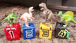 Dinosaurs are Dangerous! A Hero Appeared to Rescue the Dinosaurs! Doubutsu Sentai Zyuohger~!  애니멀포스