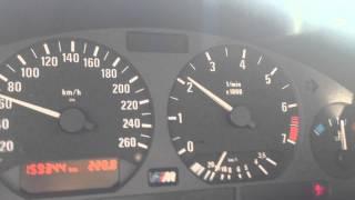 عداد مصروف البنزين في سيارات BMW