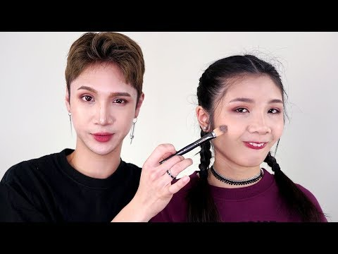 Xxx Mp4 Trying To Teach My Sister How I Did My Makeup Lmao Edward Avila 3gp Sex