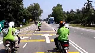 Konvoi Pemuda PAS Bagan Serai...