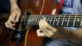 Purnota Solo - Warfaze - Acoustic Guitar Cover