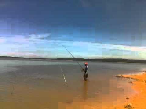 pescaria na represa de três maria só bom