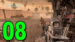 Call of Duty 4 - Part 8 - Shock and Awe (Let's Play / Walkthrough / Gameplay)