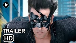 Krrish 3 movie trailer: Hrithik Roshan promises you this year's biggest sci-fi thriller!