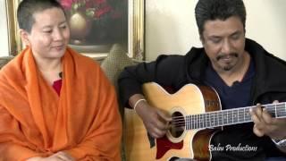 Phool ko Aankhama | Ani Choying | Live 2017 Unplugged |HD | Best