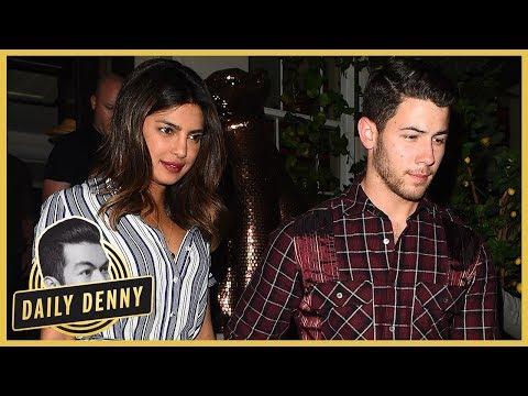 Xxx Mp4 Priyanka Chopra And Nick Jonas Hit The Town With Joe Jonas And Sophie Turner Daily Denny 3gp Sex