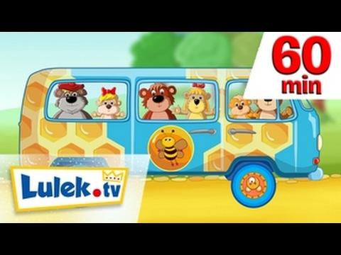 Jada jada misie I więcej filmów dla dzieci HD I 60 minut z Lulek.tv