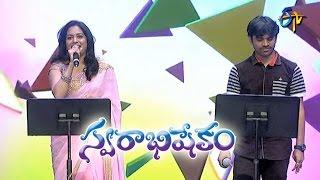 Jum Jum Maya Song - Sunitha, Karthik Performance in ETV Swarabhishekam - San Jose, USA - ETV Telugu