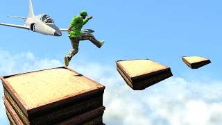 MOST DANGEROUS PARKOUR EVER MADE! (GTA 5 Funny Moments)