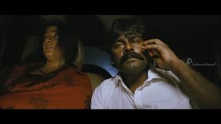 Tharai Thappattai Movie   Scenes   Sasikumar beaten   Suresh wants baby to be delivered