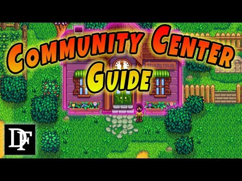 Xxx Mp4 A Simple Community Center Guide Stardew Valley 3gp Sex
