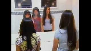 Extremely Scary Washroom Mirror Prank
