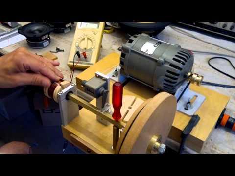 DIY Enrolando uma bobina II