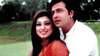 Maaer hate Beshter Chabi......Exclusive Bangla Movie Song 2009 SHAKIB KHAN (K.K)