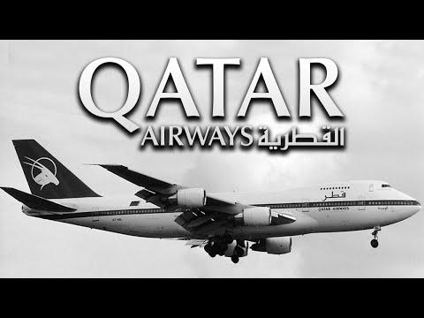 History of Qatar Airways Since 1993 Timeline ᴴᴰ
