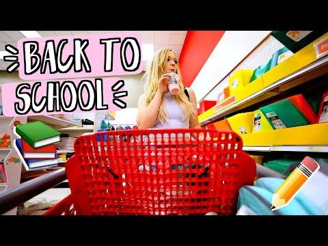 Xxx Mp4 Back To School Shopping 2017 AlishaMarieVlogs 3gp Sex