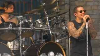 Avenged Sevenfold - Buried Alive (Live at Rock Am Ring 2011) ᴴᴰ