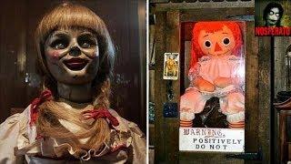То, от чего стынет кровь: Реальная история куклы Аннабель из